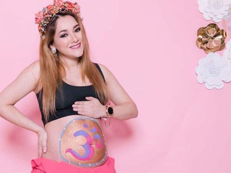 Sherlyn recibe una mala noticia a días de dar a luz