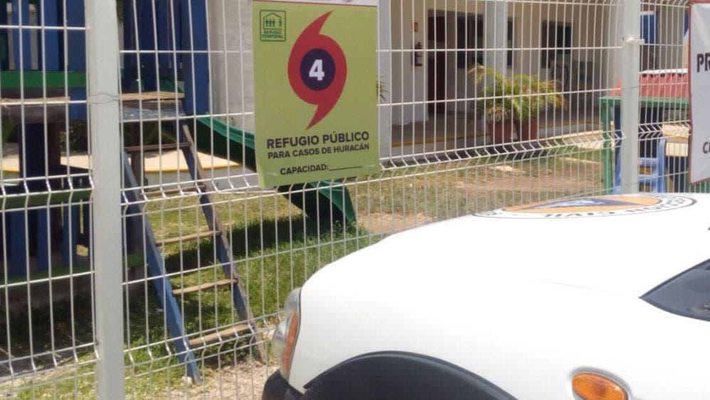 Puerto Morelos, listo para la temporada de huracanes 2020: Laura Fernández, se aprobaron 23 refugios anticiclónicos en toda la geografía municipal