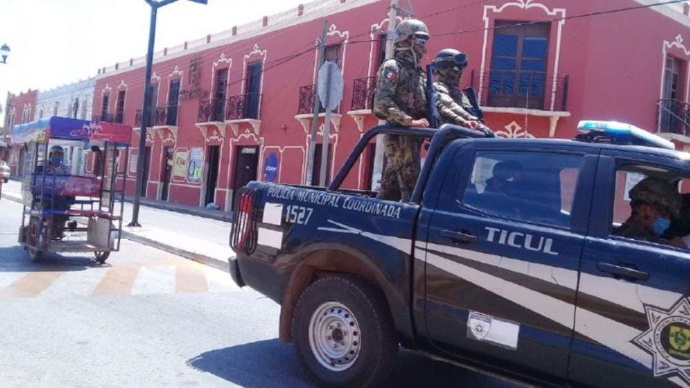 Asaltan a empleados de gasolinera de Ticul, les roban 150 mil pesos