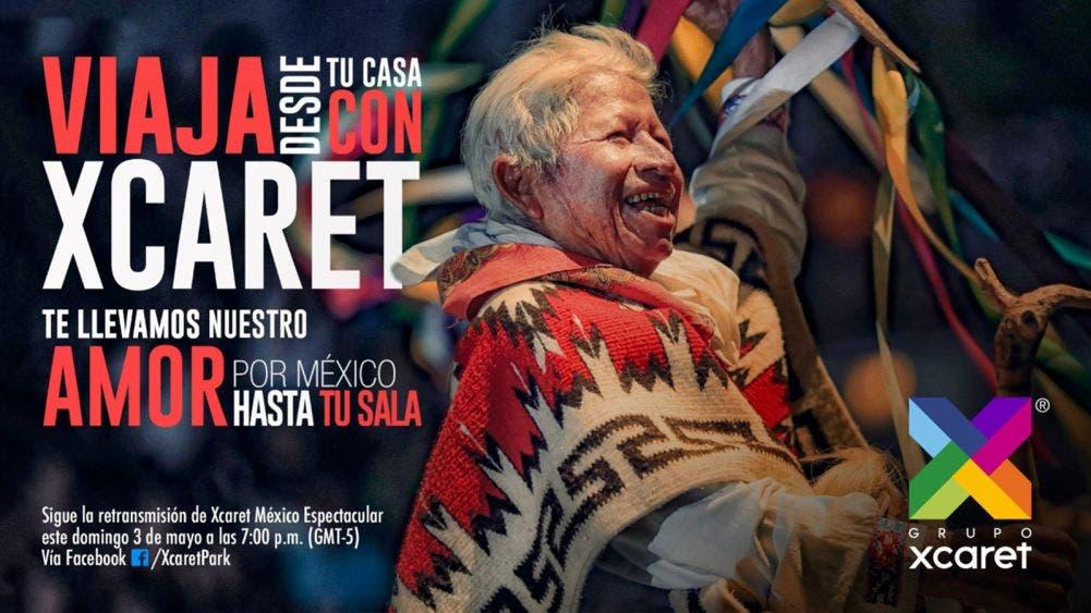 Disfruta En Vivo Xcaret México Espectacular en línea!