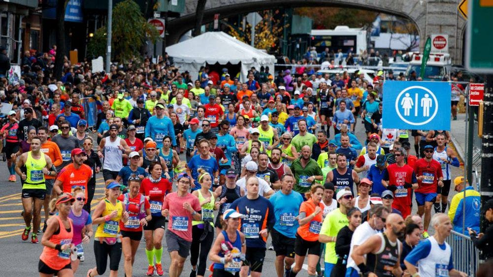 Maratón de Nueva York es cancelado por pandemia de covid-19