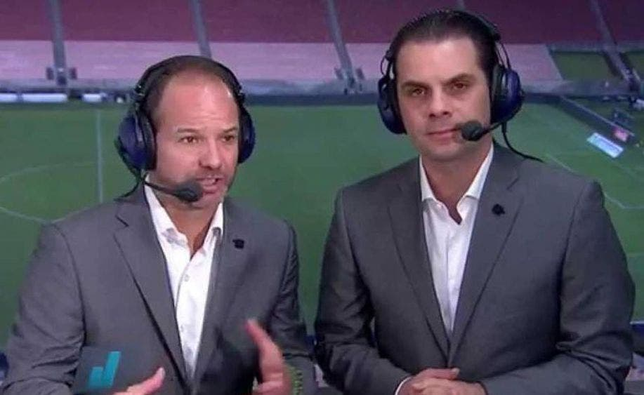 ¿Traición? Martinoli y Luis García se unen a Televisa