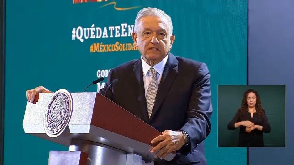 """Acatará AMLO suspensión contra Tren Maya, """"tiene tintes políticos"""""""