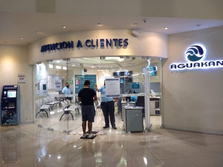 Cumpliendo con las normas establecidas, Aguakan reanuda operaciones de todos sus Centros de Atención a Clientes en los municipios donde oper
