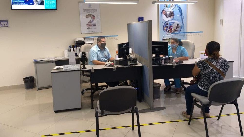 Mantiene Aguakan estrictos protocolos sanitarios en sus centros de atención