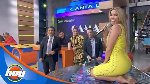 """Corren a Andrea Escalona de hoy y le dicen """"Ya lárgate mugrosa"""""""