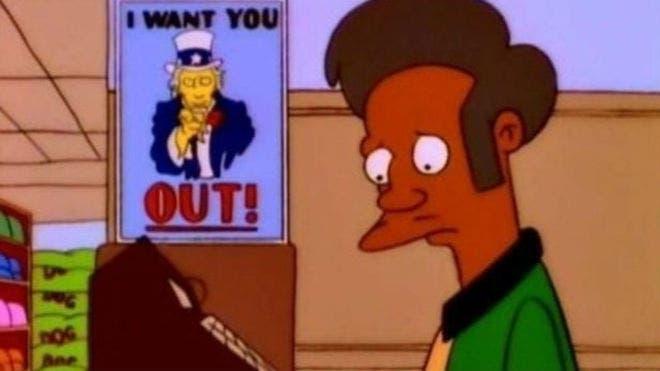 Los Simpson acabará con el racismo y los estereotipos en la serie de FOX