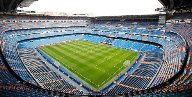 Real Madrid ya no jugará en el Santiago Bernabéu