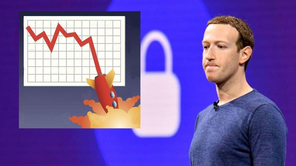 """Presunto """"boicot"""" empresarial desfonda acciones de Facebook"""