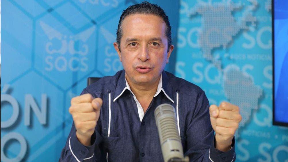 Semana del 15 al 21 de junio, el sur en rojo y el norte en naranja: Carlos Joaquín