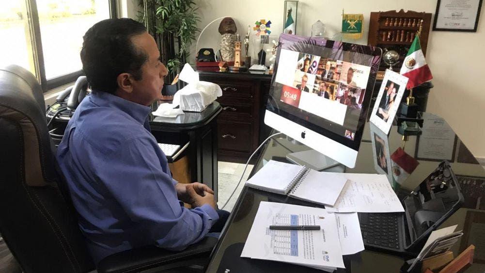 Se espera recuperación turística del 50 al 60 por ciento a fin de año: Carlos Joaquín