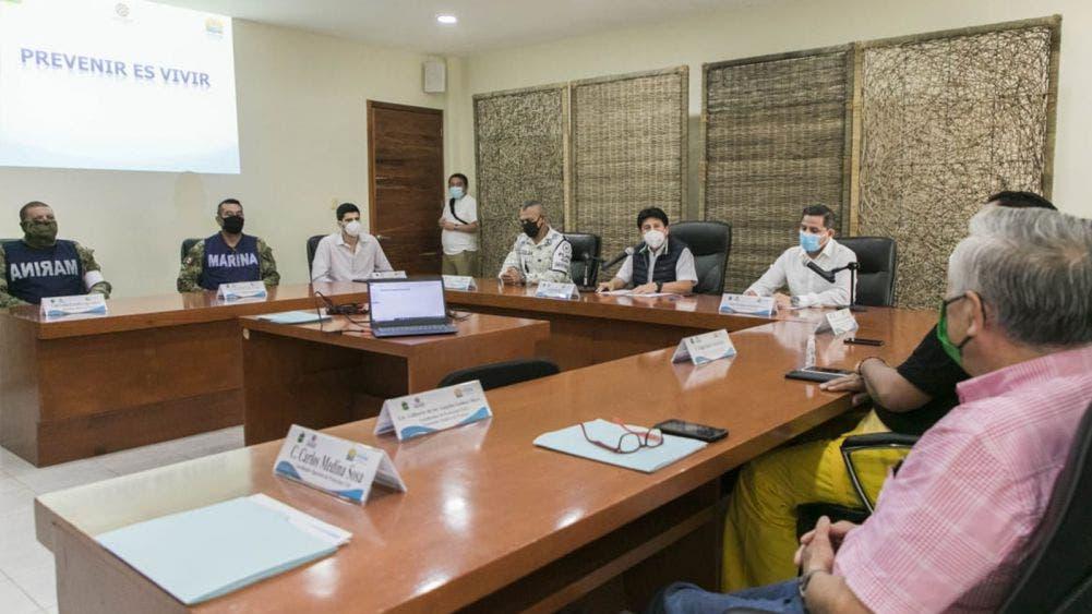Instalan el Comité Operativo Permanente Especializado en Fenómenos Hidrometeorológicos 2020