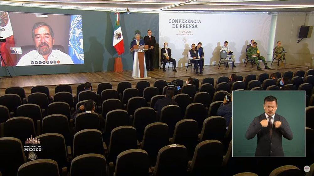 """De la Fuente: """"México y la 4T generan consensos en el mundo"""""""