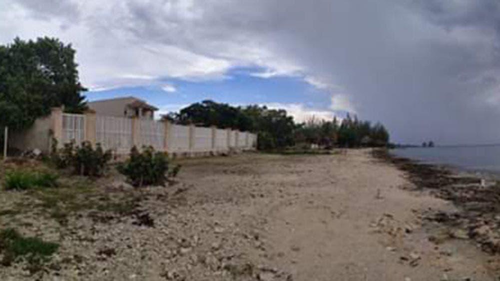 Zofemat verifica construcción en zona sur de la isla