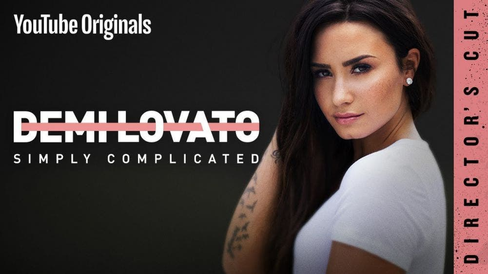 Youtube lanzará documental con Demi Lovato