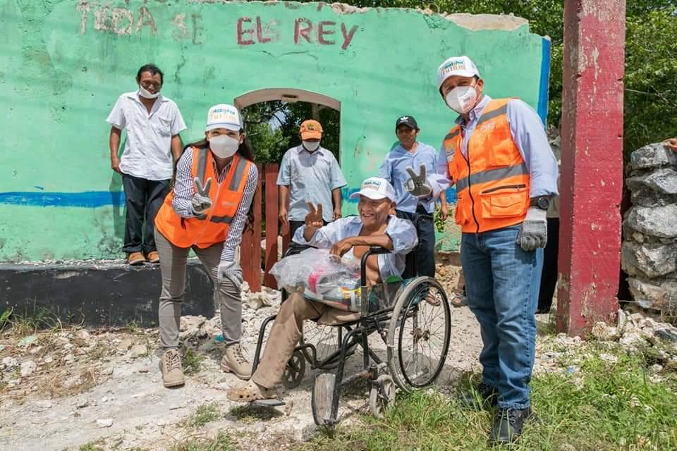 Conmina Víctor Mas Tah a familias seguir las recomendaciones sanitarias en este periodo de apertura de las actividades económicas.