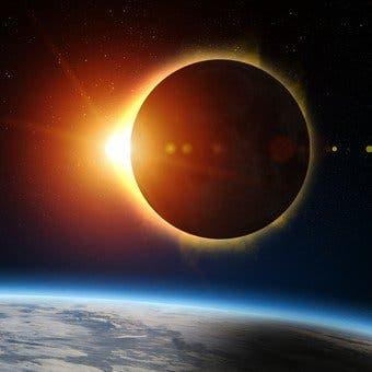 Cuándo y dónde ver el eclipse solar anular: Anillo de fuego 2020
