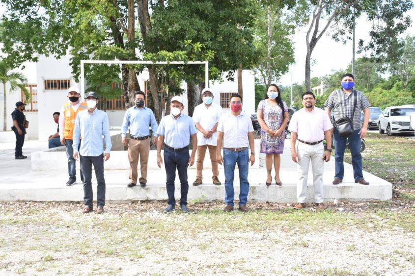 Se destinaron 150 mil pesos para brinda trabajo a los habitantes de las comunidades.