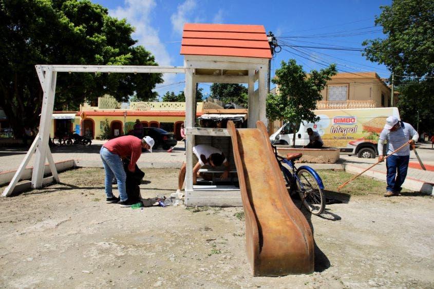 Se canalizaron 150 mil pesos para la compra de insumos y pago de sueldos.