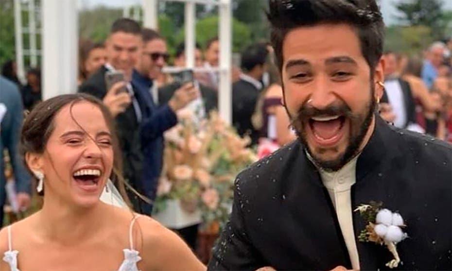 Evaluna Montaner revela serle infiel a Camilo a meses de su boda