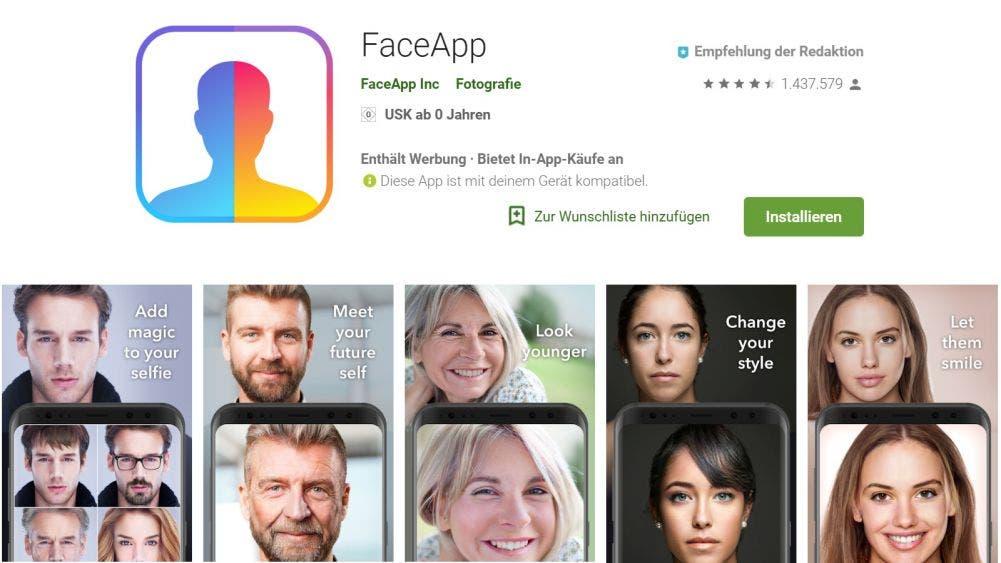 ¿Utilizas FaceApp? Estos son los riesgos que pueden afectarte