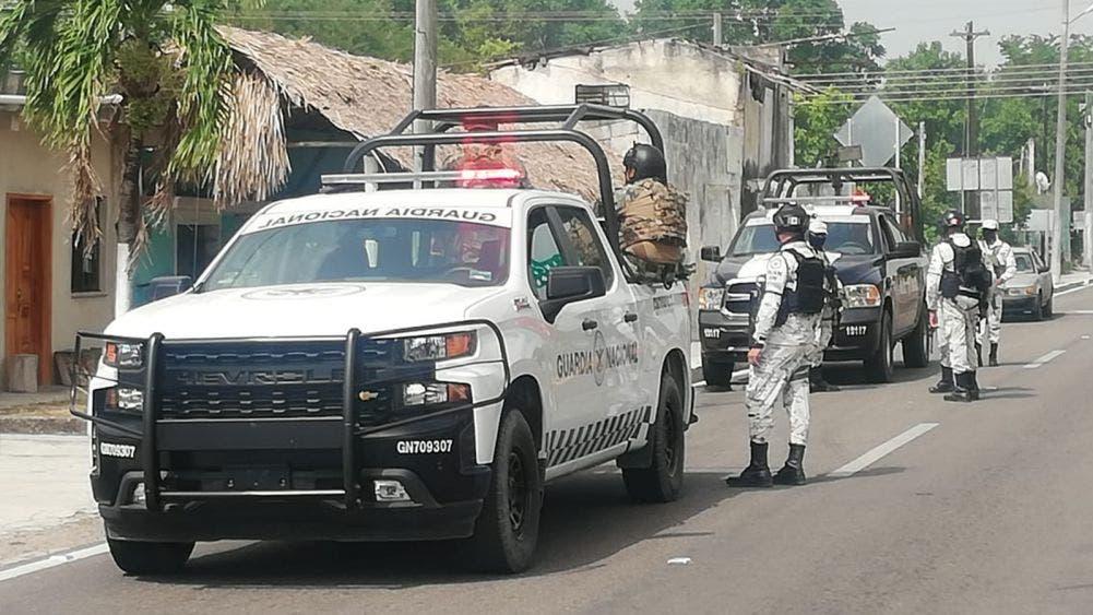 Denuncian prepotencia de Guardia Nacional en rescate a empleados de CFE