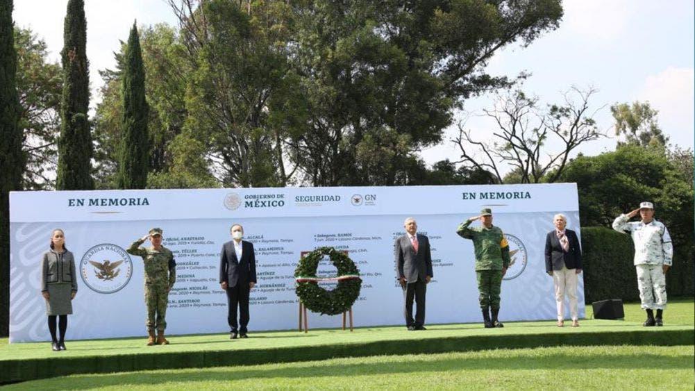 Guardia Nacional celebra su primer Aniversario