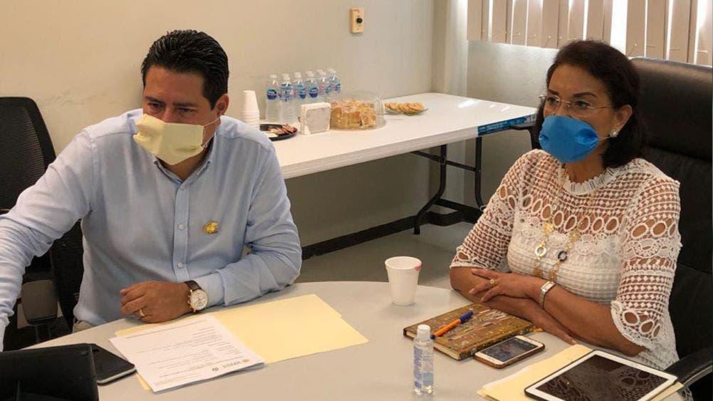 IMSS y SNTSS informan las acciones en pro de su personal de salud