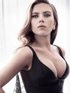 Scarlett Johansson denunció fuerte tensión en Hollywood para estar delgados