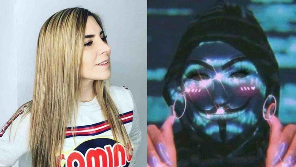 """Karla Panini reveló la supuesta identidad de """"La Parcera"""""""
