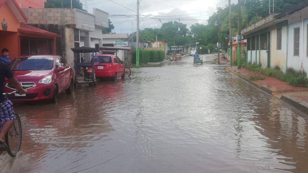 Lluvias paralizan actividades en Kantulnilkin