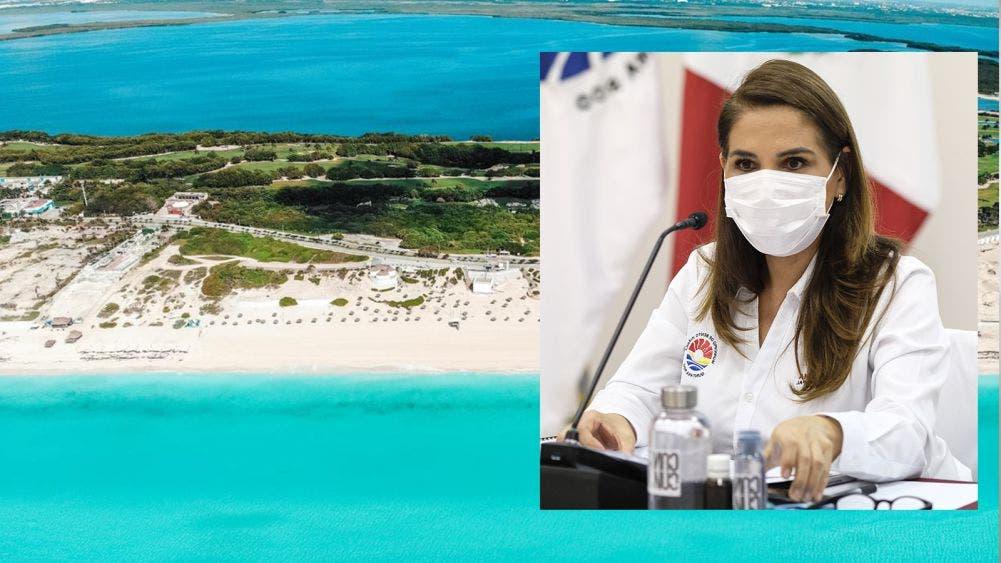 Ratifica cabildo defensa de Playa Delfines