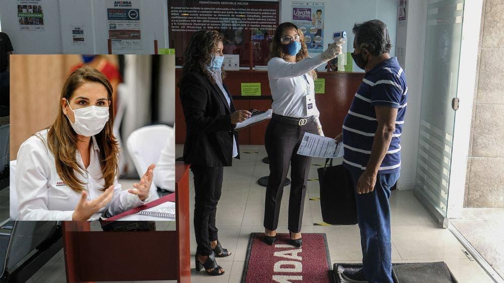 Pide Mara redoblar esfuerzos ante pandemia de covid-19