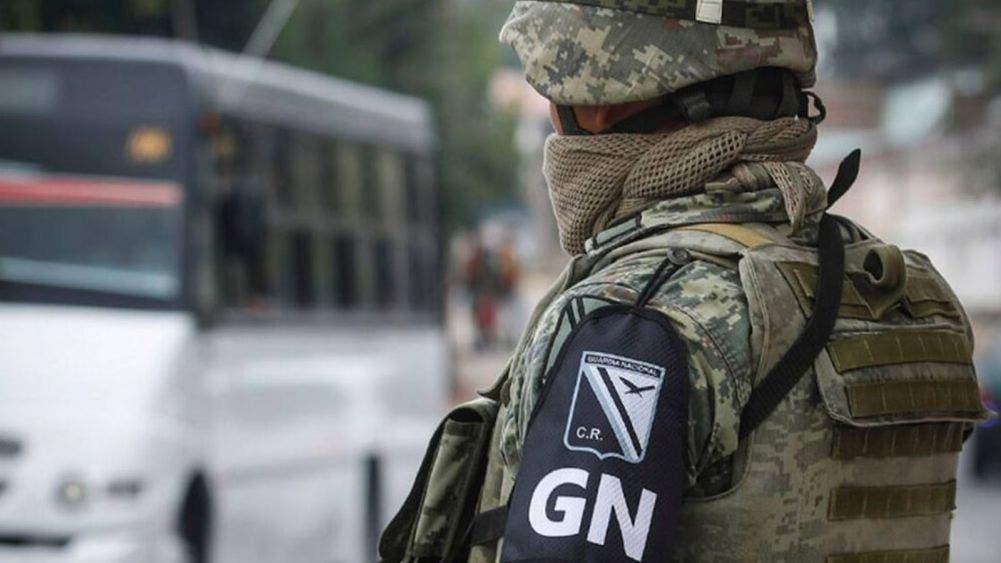 Sujetos armados atacan a marinos y Guardia Nacional en Michoacán