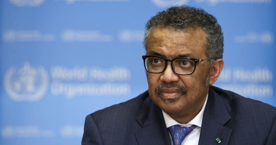 Tedros Adhanom Ghebreyesus, director general de la OMS llamó a la población a seguir manteniendo medidas de distanciamiento social y a quedarse en casa si se sienten enfermos.