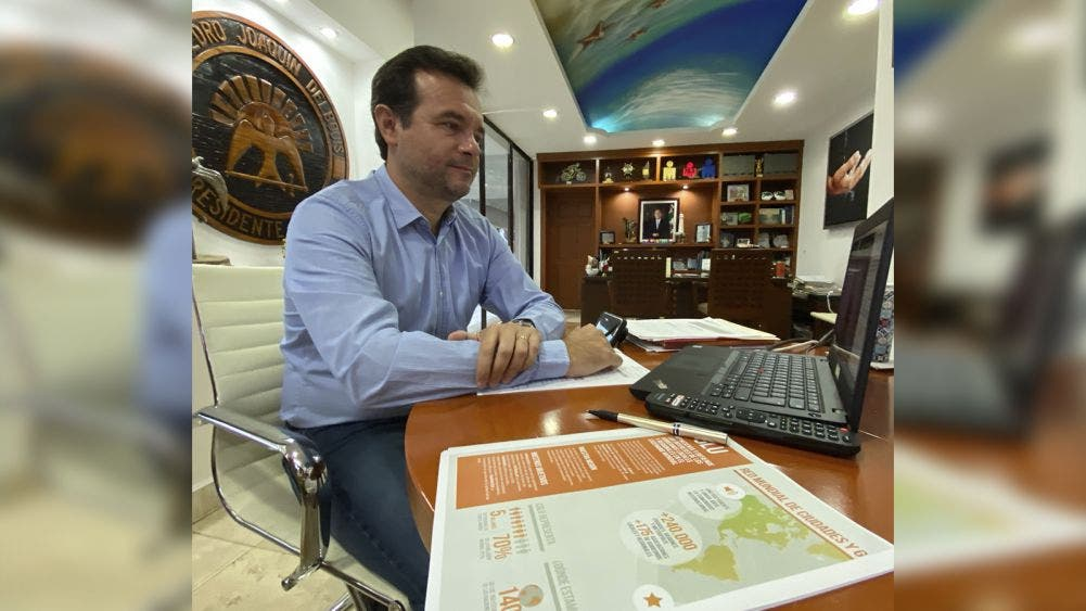 Presenta Pedro Joaquín a ONU Plan Estratégico de Reactivación Económica y Turística de Cozumel