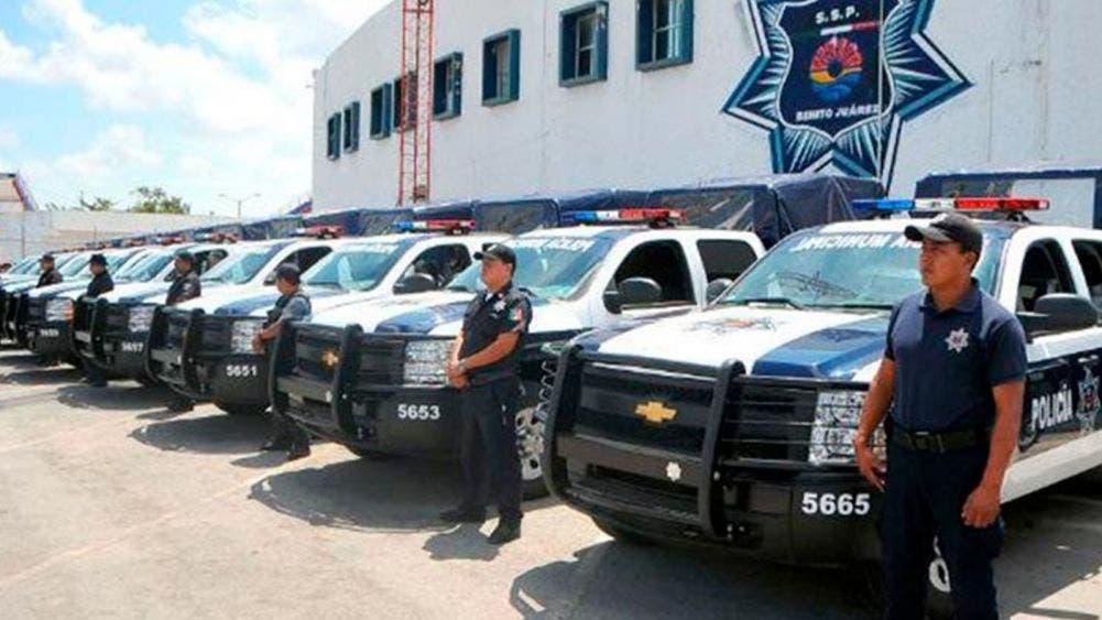 Cancún: Aprueba mayoría de Policías examen de control y confianza