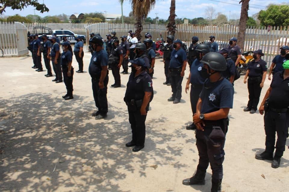 Lanzan convocatoria a morelenses para unirse a la Policía estatal