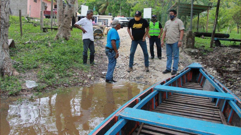 """Habilitan albergue en """"La Unión"""" por riesgo de inundación"""