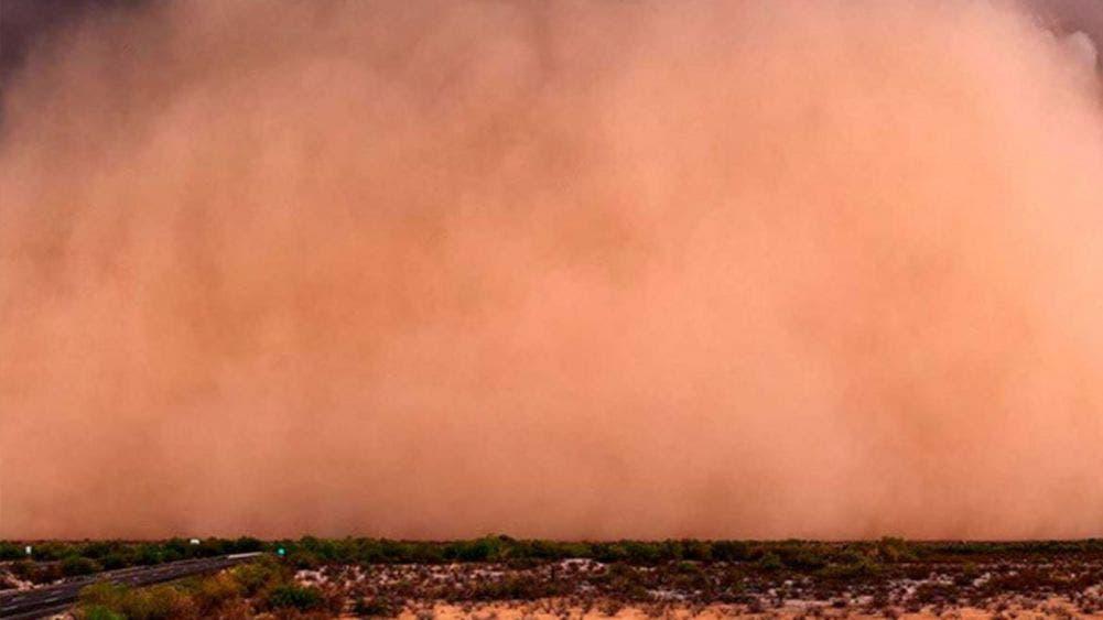 Hasta el viernes dejará de afectar el polvo del Sahara a México