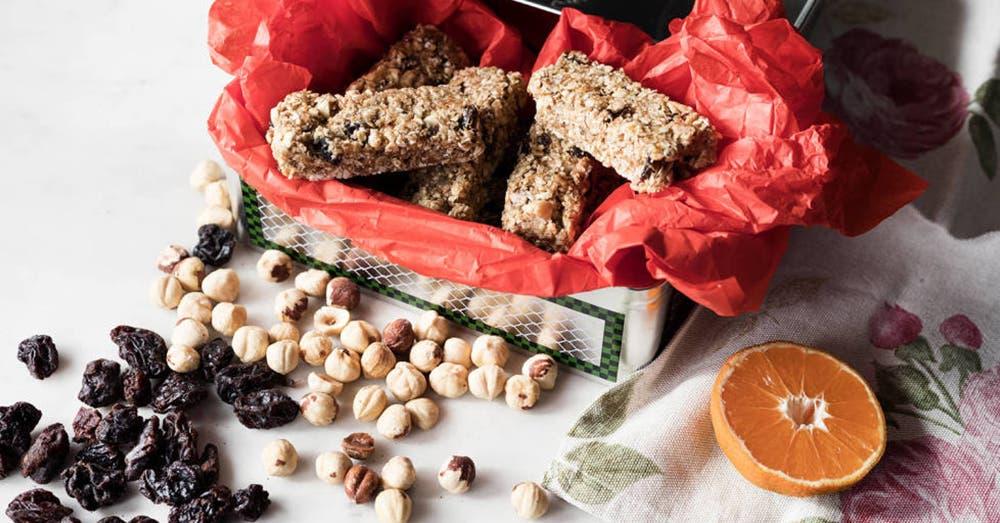 Snacks energizantes que puedes consumir sin ningún remordimiento