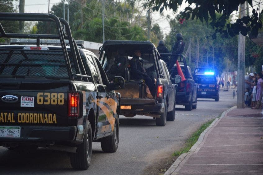 Tizimín: Movilización policíaca por supuesto rapto a una menor de edad