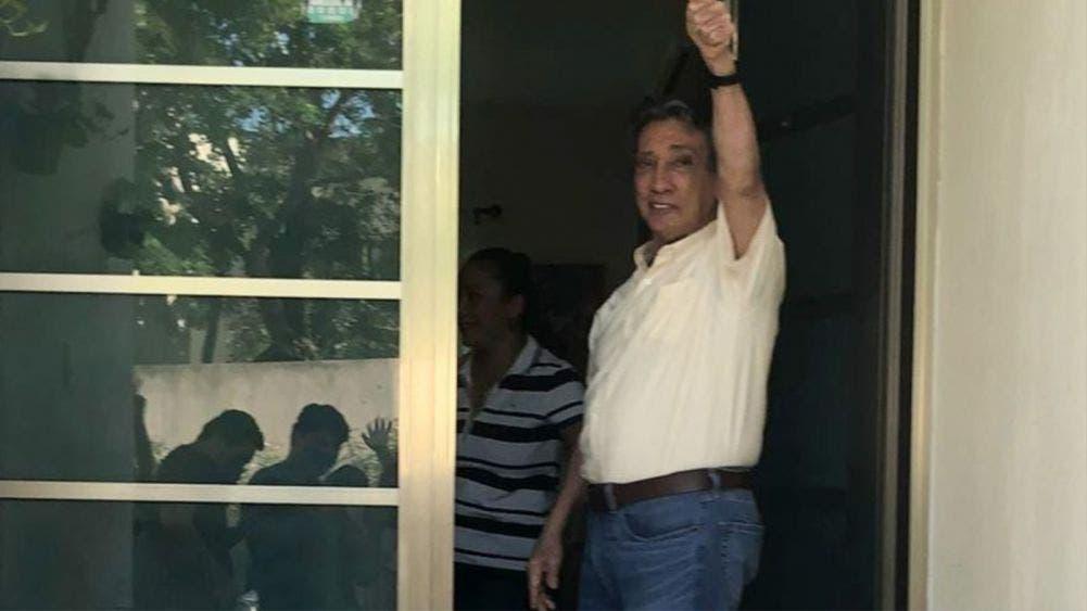 Impugna FGR resolutivo de prisión domiciliaria a Mario Villanueva