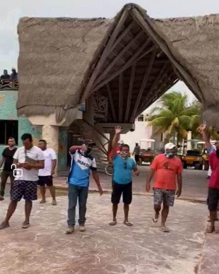 En Holbox volverá a la 'normalidad' a partir del 1 julio; pobladores de la isla temen a contagios por Covid-19.