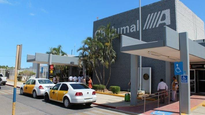 Reanudan vuelos en el aeropuerto de Chetumal.