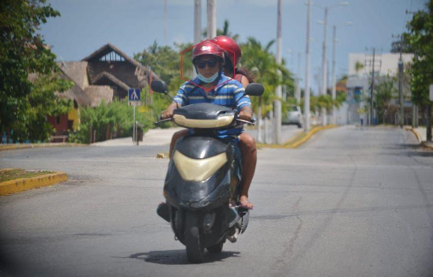 Cambian las reglas para movilizarse en vehículo en Cozumel.