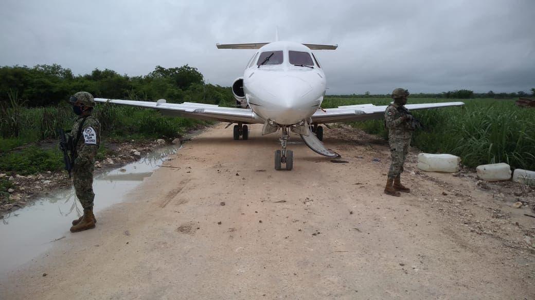 Zona Limítrofe con Campeche, aparente búnker de narcos; constante el trasiego de drogas en la zona de la ribera del Río Hondo.