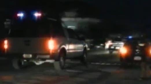 Trailero pone en riesgo a policías y automovilistas en filtro del C-4 de Chetumal.