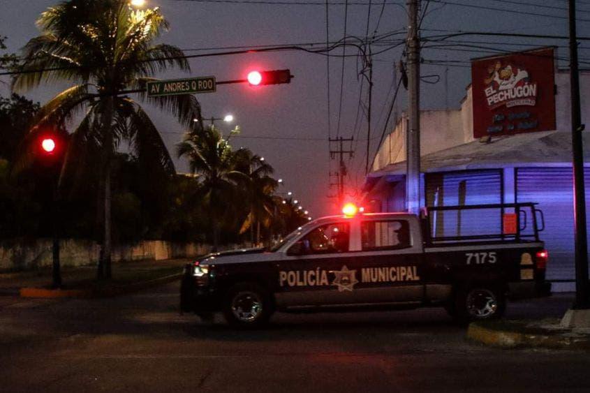 Será de 9 pm a 5 am el toque de queda en Cozumel.