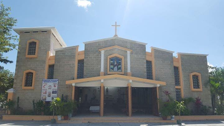 Roban de nueva cuenta la iglesia Sagrado Corazón en Cozumel.